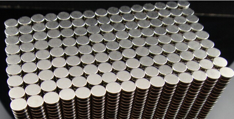 "N35 Ndfeb Magnet Disc 1/4"" X 1/5"" (D 6 x 1mm) NiCuNi 3000pcs/lot"